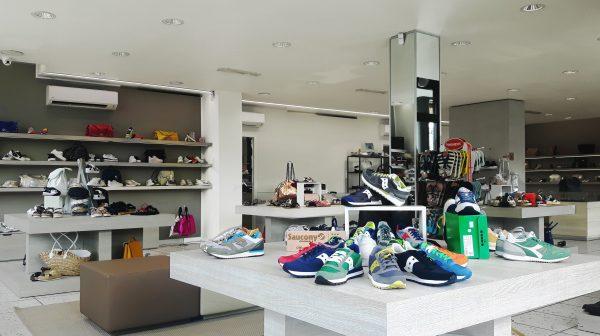 Negozio calzature bergamo rizzi