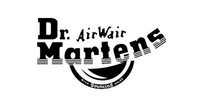 Logo Dr martens scarponcini