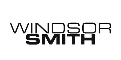 Logo Windsor Smith nero