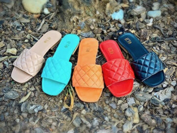 Dai colore alla tua estate con le proposte di Rizzi Calzature Urgnano Bergamo